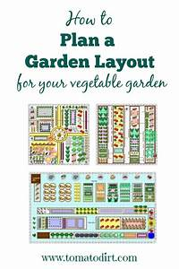 How To Plan A Garden Layout For Growing Vegetables And