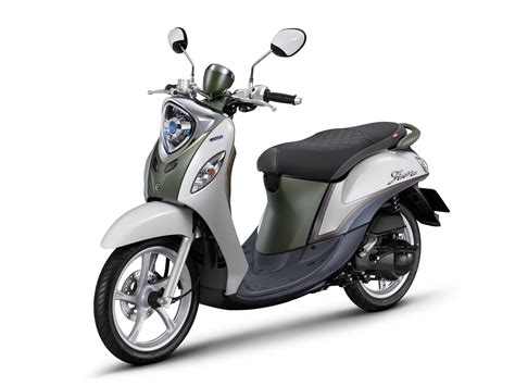 Yamaha Fino 125 Image by 2016 Yamaha Fino 125 Will Use Blue Technology