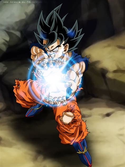 goku ultra instinct mb dragon ball wallpapers