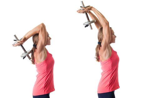 Triceps oefeningen thuis