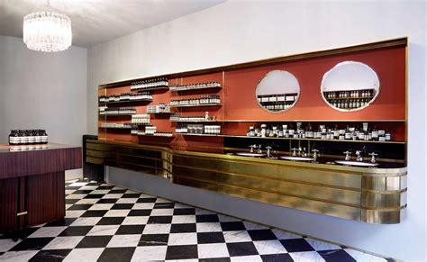 aesop stores   world ferrari interiors