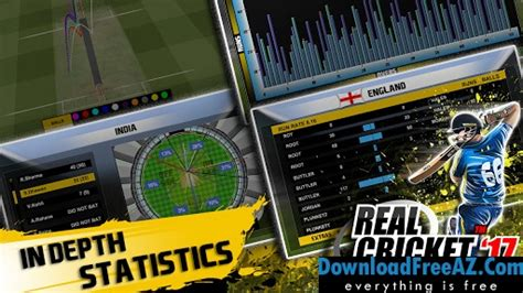real cricket 17 v2 7 1 apk mod unlimited coins android free downloadfreeaz