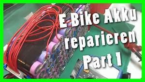 48v Akku E Bike : e bike akku reparieren part 1 pr fen und nachladen youtube ~ Jslefanu.com Haus und Dekorationen