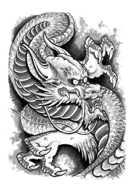 Japanese Tattoo Flash Designs & Sketches Book 2200Pixels Digital JPG Files on CD | eBay