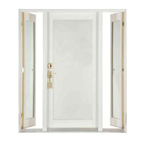 ashworth pro series white lite wood prehung front