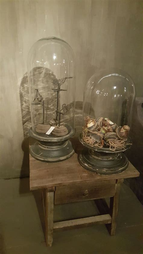 17 Best Images About Under Glass Cloche So Shabby Chic