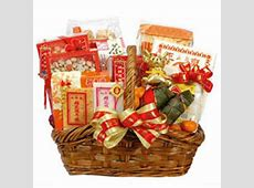 Chinese New Year Gift Baskets Take the Spotlight