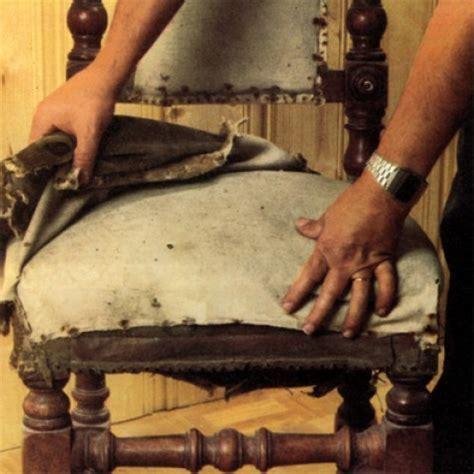 Effectuer La Restauration D'une Chaise Style Louis Xiii