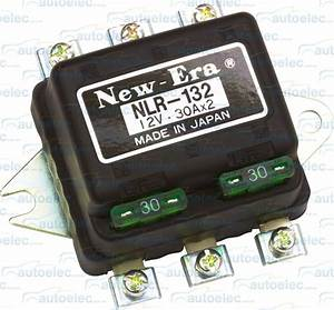 Twin Headlight Relay New Era 12 Volt 12v New Nlr