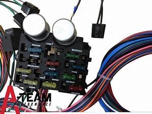 Ateam Performance 12 Standard Circuit Universal Wiring