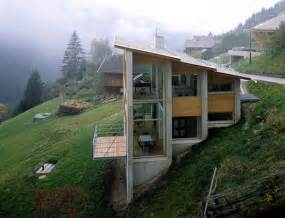 steep slope house plans building shed on a slope