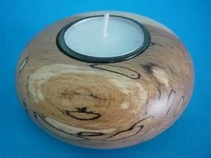 Kerzenständer Holz Groß : designer leuchter teelichthalter holz 95 rund gedrechselt holzart w hlbar ebay ~ Indierocktalk.com Haus und Dekorationen