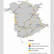 Cartes  Transports Et Infrastructure