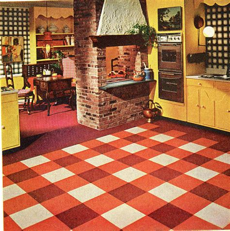 carpet tiles for kitchen 1967 ozite carpet tiles kitchen ethan flickr 5123