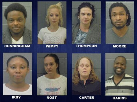 prostitution operation nets  arrests  banks county