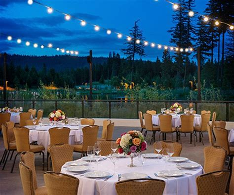 outdoor wedding venues in washington state suncadia