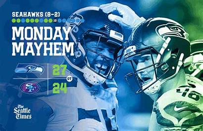Seahawks Defense Seattle Bye Entering Faces Questions