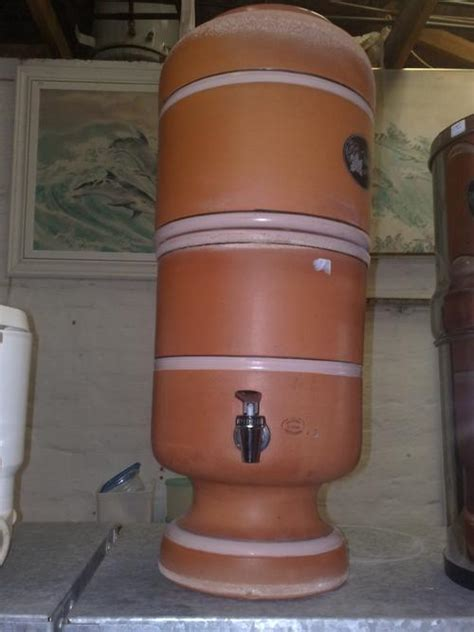 Water Coolers & Filters - ITS ONLY NATURAL STONEWARE WATER