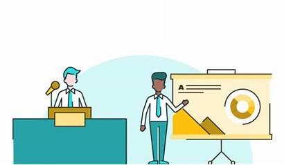 Presentation Speech Difference Visual Brightcarbon Communication Read