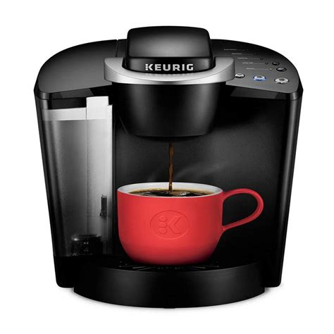 Simple touch buttons make your brewing experience stress free, and multiple. Keurig K-Classic Coffee Maker, Single Serve K-Cup Pod Coffee Brewer, 6 To 10 Oz.   eBay