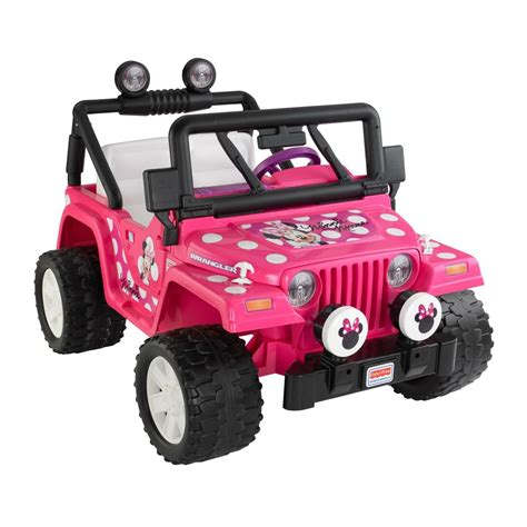 jeep power wheels for girls power wheels jeep kids car electric ride 12 volt battery