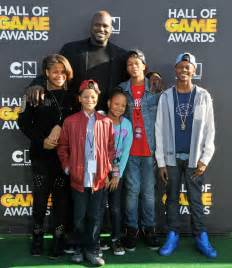 Shaquille O'Neal Kids