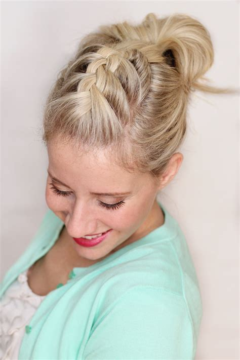 Hairstyle For Shoulder Length Hair