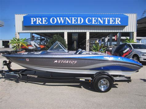 Fish And Ski Boats For Sale by Stratos 486 Ski N Fish Boats For Sale Boats