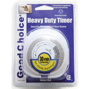 good choice heavy duty 24 hour grounded appliance timer walmart com