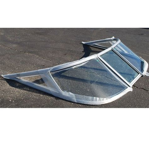 Bass Boat Windshield Grommets by Bayliner Maxum 1900sr Glass Boat Windshield Great Lakes