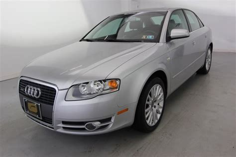 2006 Audi A4 by Pre Owned 2006 Audi A4 2 0t 4dr Car In Philadelphia
