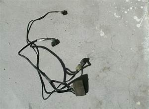 Sell 93 C Heater Blower Motor Wiring Harness Motorcycle In Usa