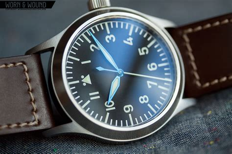 stowa flieger klassik sport review worn wound