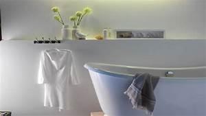Quelle Peinture Pour Salle De Bain : quelle peinture pour plafond salle de bain ~ Dailycaller-alerts.com Idées de Décoration