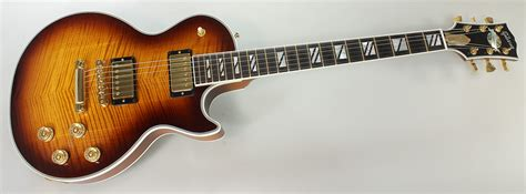 Gibson Supreme by 2011 Gibson Les Paul Supreme Desert Burst