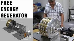 Howard Johnson Permanent Magnet Motor