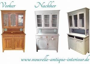 Möbel Vorher Nachher : m bel versch nern mit kreidefarben ~ Markanthonyermac.com Haus und Dekorationen