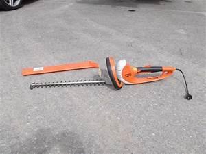 Elektro heckenschere stihl. stihl elektro heckenschere hse 52 50cm