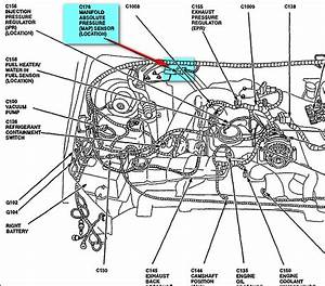 Where Is The Turbo Sensor A Location For An 99 F250 7 3l