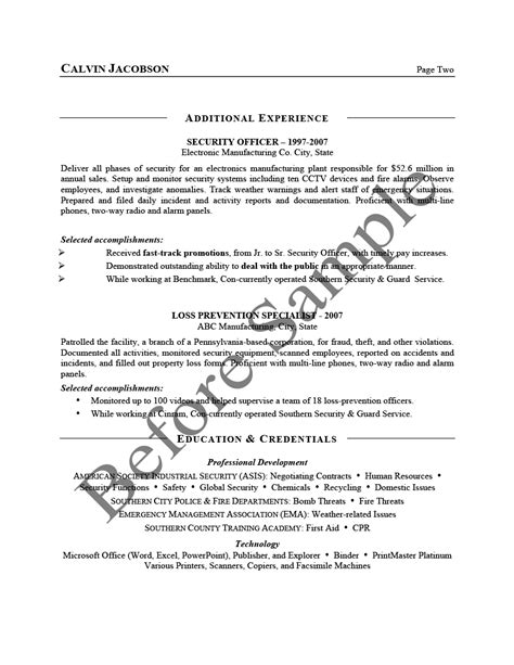Hobby In Resume by Resume Explaining Previous And Hobbies
