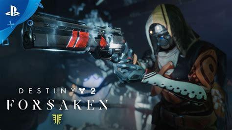 destiny 2 forsaken cayde s stash pre order trailer ps4