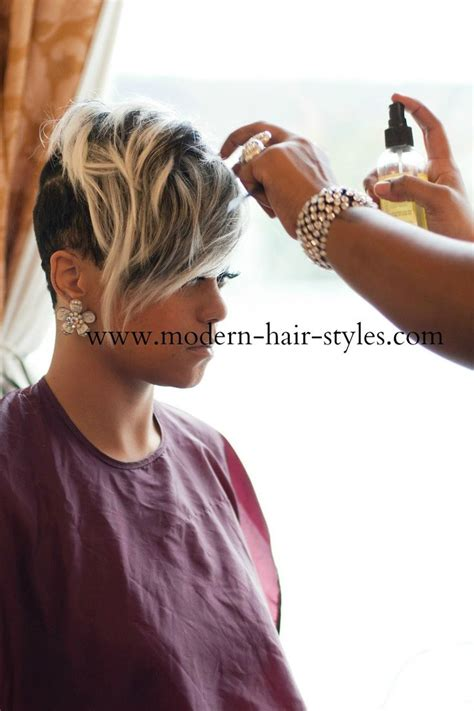 730 best images about mohawk in short sassy pinterest natural hairstyles hairstyles and