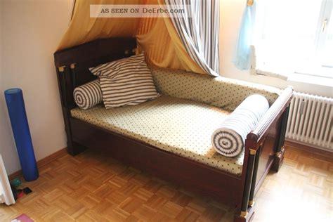 furniture for bedrooms antike betten homeandgarden page 382 antik bett 11621 | antikes berliner empire bett um 1900 weichholz mahagonifurnier matratze kissen 2 lgw