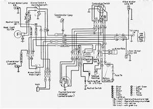 Wiring Diagrams And Free Manual Ebooks  Honda C100 Wiring