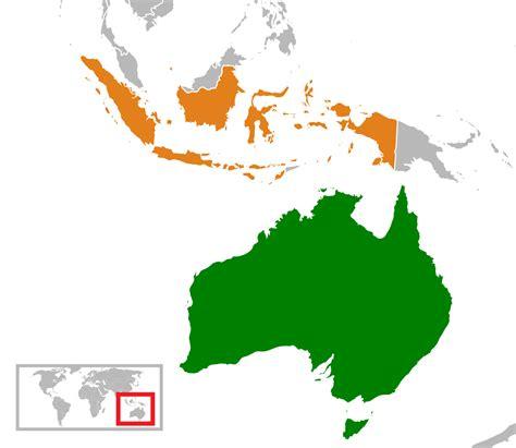 australiaindonesia relations wikipedia