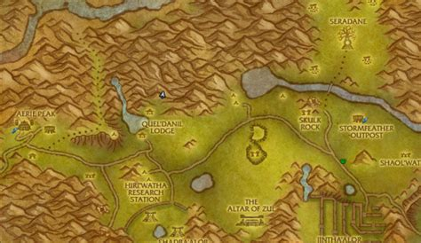 hinterlands  forgotten gold secrets warcraft gold guides