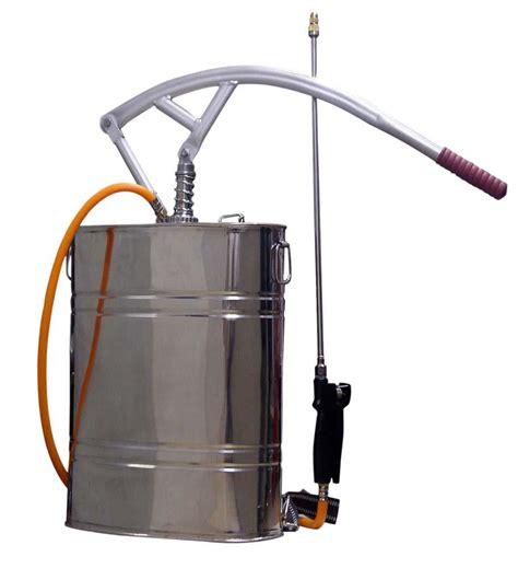 jual alat semprot punggung stainless steel knapsack