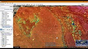 Visualize Temperature Map In Google Earth Using Solargis