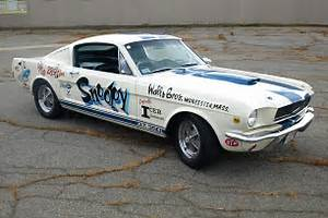 One-Family-Owned 1965 Mustang Shelby G.T. 350 Survives a Life of Drag Racing Unmolested - Hot ...