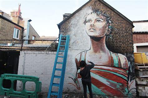 street wall painting   fun